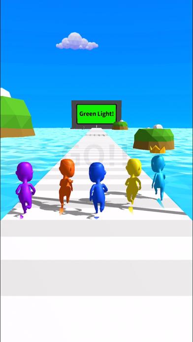 Red Light Green Light . screenshot 1