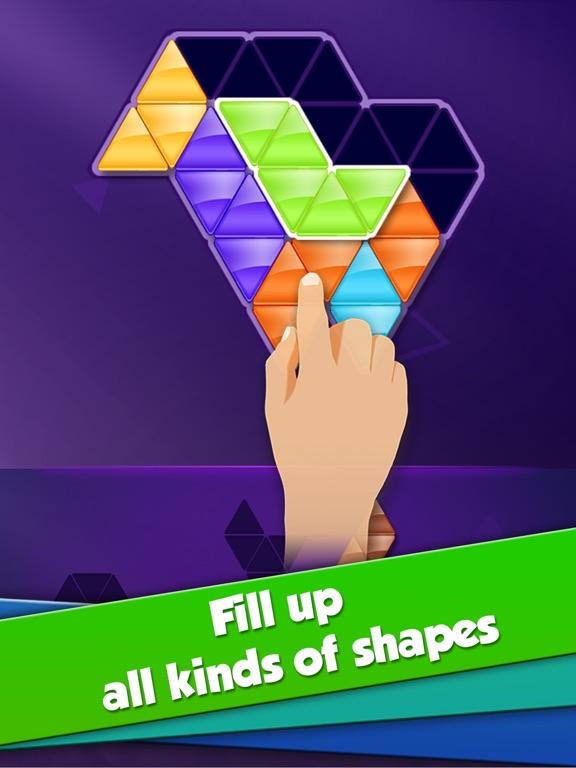 Block! Triangle puzzle:Tangramのおすすめ画像3
