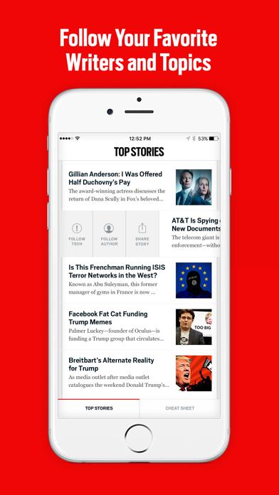 The Daily Beast App - Revenue & Download estimates - Apple App Store