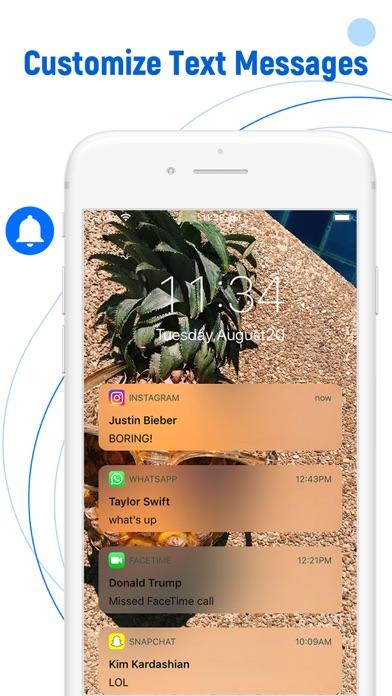 Fake Text Message ◎ screenshot 1