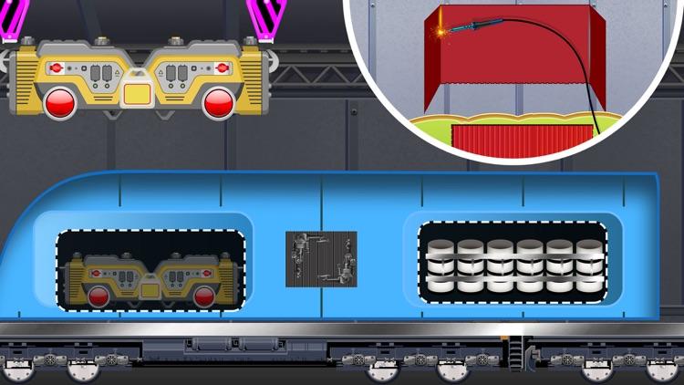 Train Build & Craft