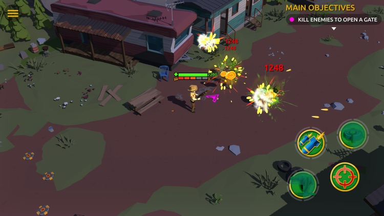 Zombie Blast Crew screenshot-0