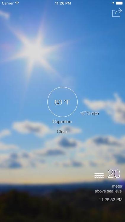 Hyper Local Weather screenshot-3