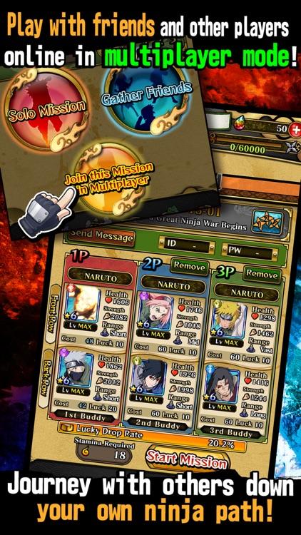 Ultimate Ninja Blazing screenshot-4