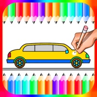 Car Colour Drawing Book By Vipul Nathani On The Appstore