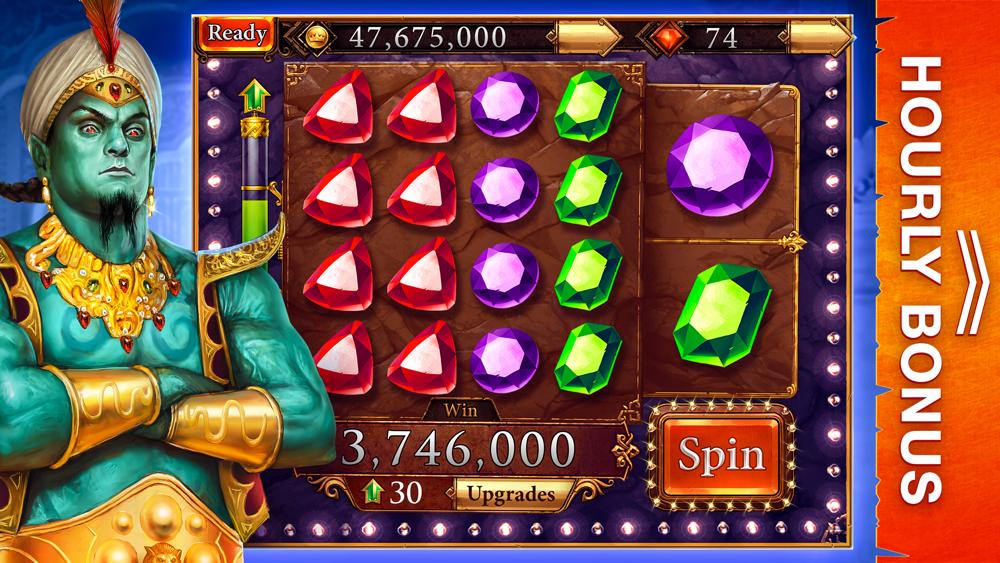 Slots vegas casino app