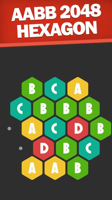 AABB 2048 Hexagon screenshot 3