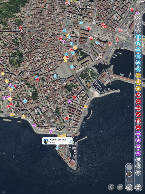 Screenshot #6 pour Naples Tour Lite