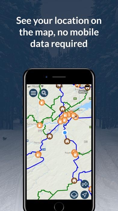 GoSnowmobiling NB 2019-2020! screenshot 2