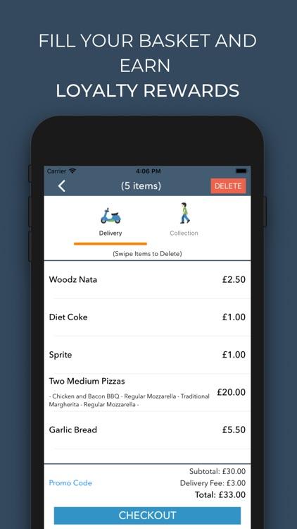 The Food App screenshot-3