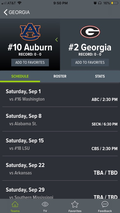 download College Football App apps 5