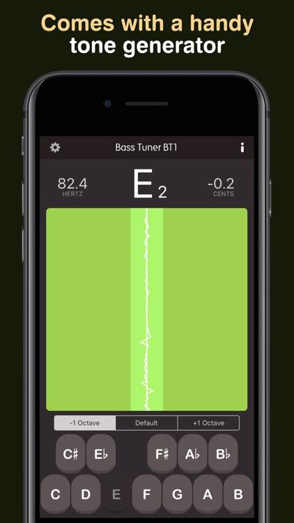 Bass Tuner BT1 screenshot-3