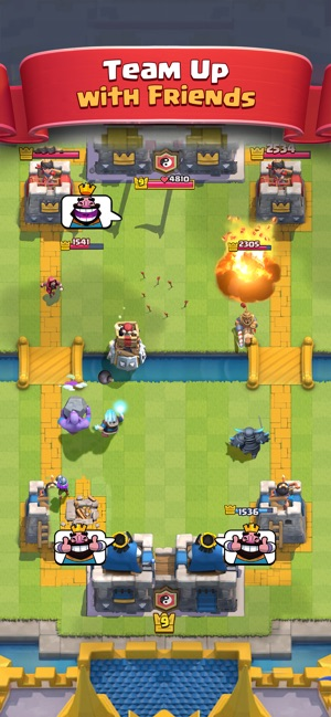 clash of royale download play store