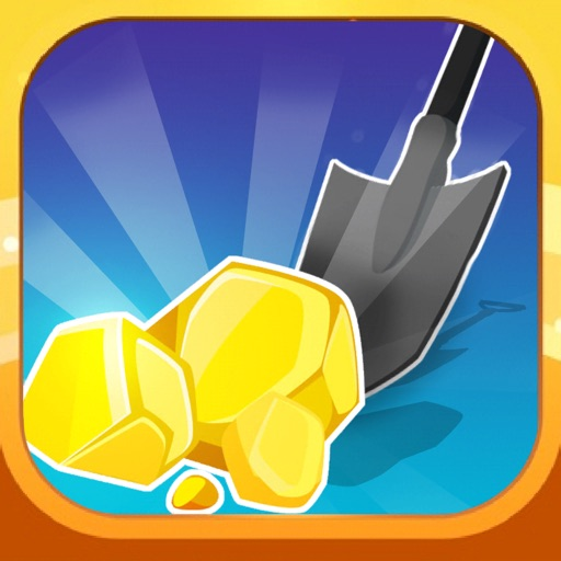 Gold Rush 3D! icon