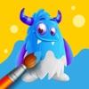 PaintFun: キッズ - ぬりえ - iPhoneアプリ