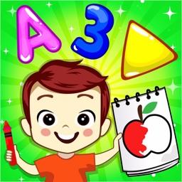 Kids Preschool Toddler Games