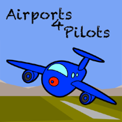 Airports 4 Pilots Pro app review