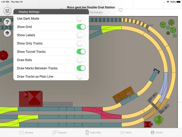 Train Layouts screenshot-5