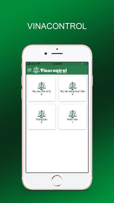 VIMS - Vinacontrol screenshot 2