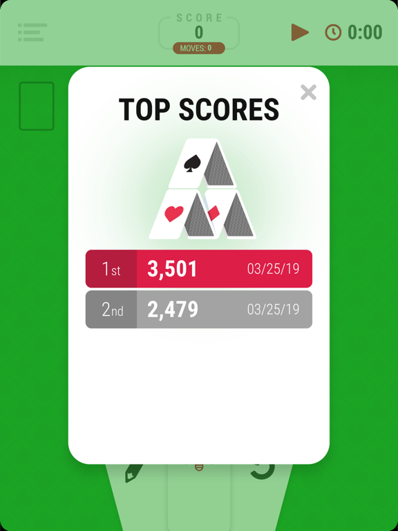 Solitaire Infinite - Card Game screenshot 10