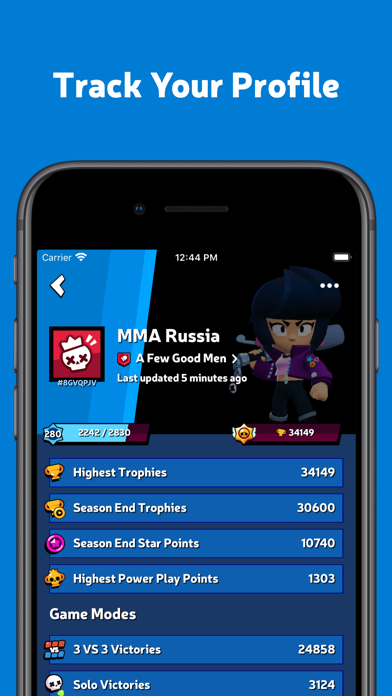 messages.download Brawl Stats for Brawl Stars software