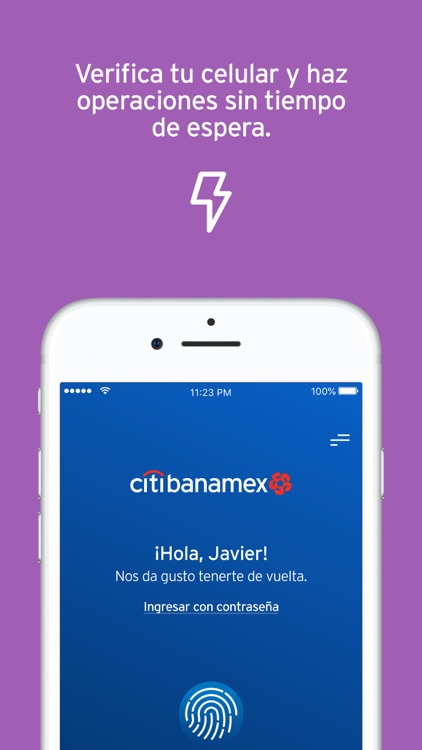 Citibanamex Móvil screenshot-0