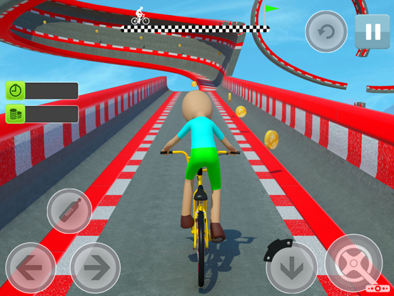 Freestyle DMBX Race screenshot 9