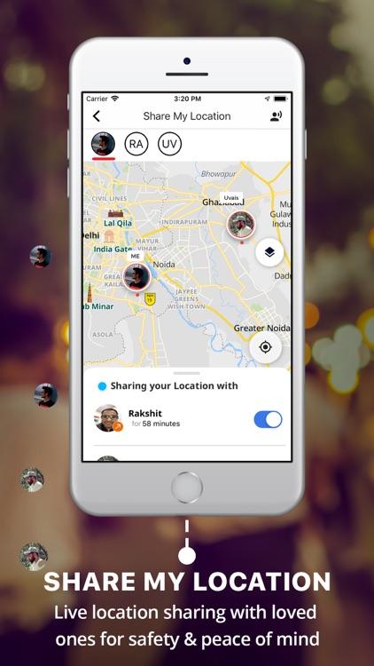 MapmyIndia Move - Maps screenshot-5