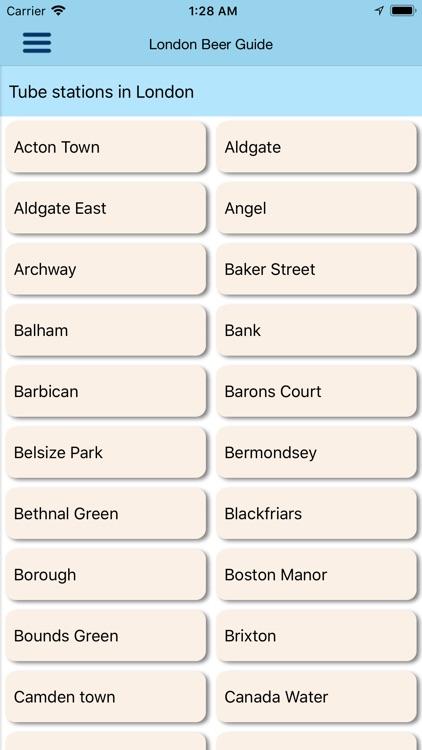 Beer Guide London screenshot-5