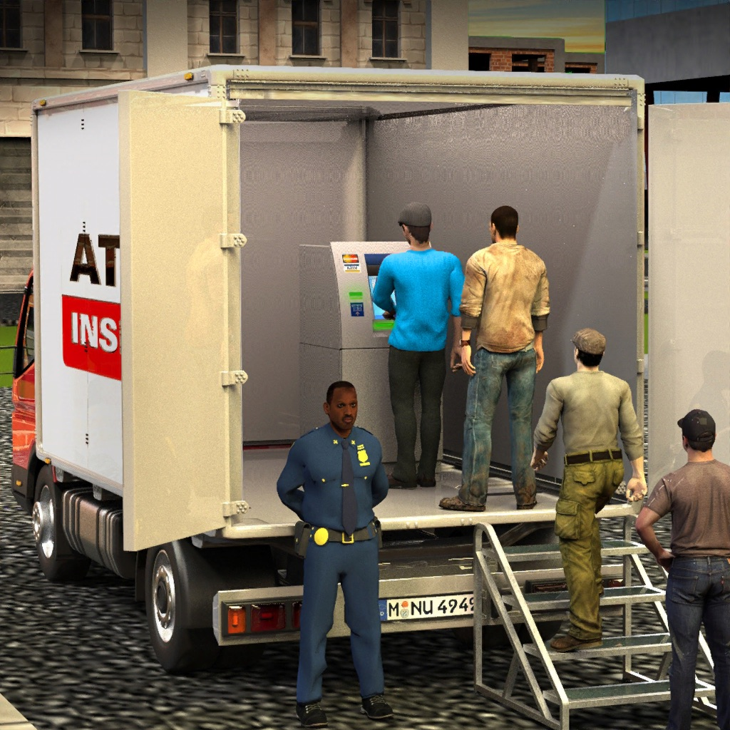 Atm Truck Driving Simulator 3D hack
