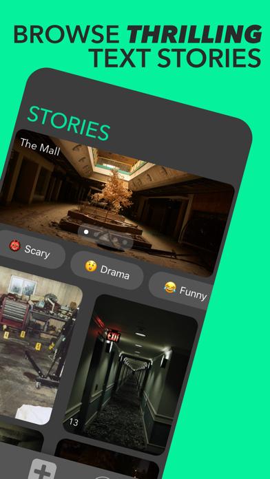 SHADOW - Chat Texting Stories screenshot 2