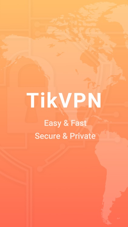 TikVPN-Super, Secure VPN Proxy
