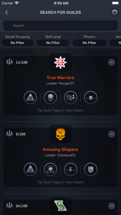 Anthem App screenshot 2
