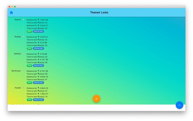 RiverThamesGuide скриншот программы 6