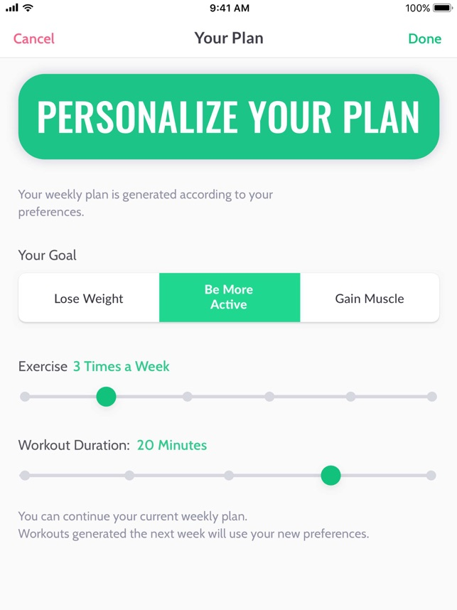 30 Day Fitness on the App Store
