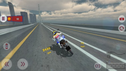 Fast Motorcycle Driver Extremeのおすすめ画像4