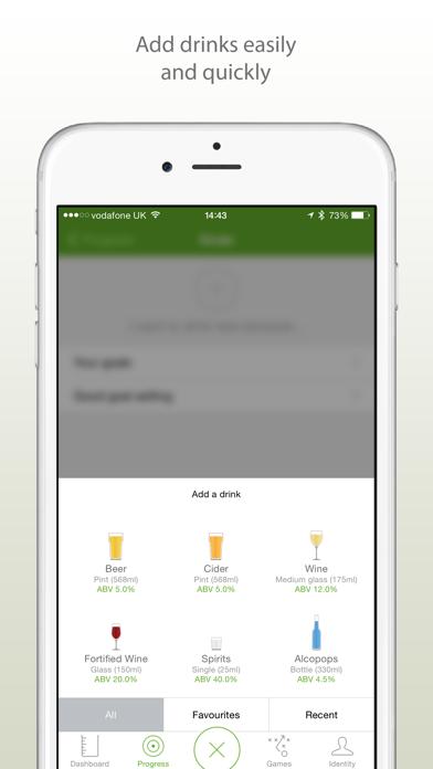 Drink Less screenshot two