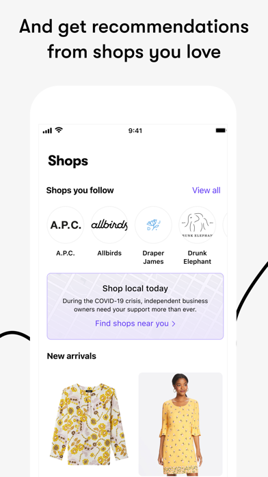 cancel Shop: package & order tracker subscription image 2