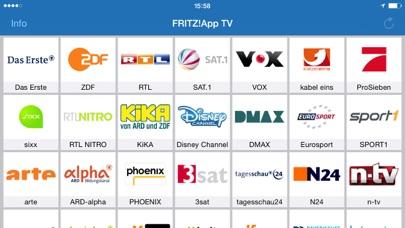 Herunterladen FRITZ!App TV für Pc