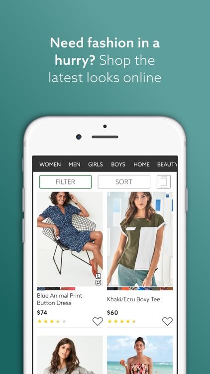 Next: Shop Fashion & Homeware screenshot-0