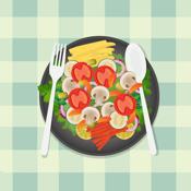 Vegetarian Recipe Book icon