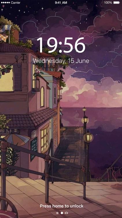 LoFi Wallpaper screenshot-5