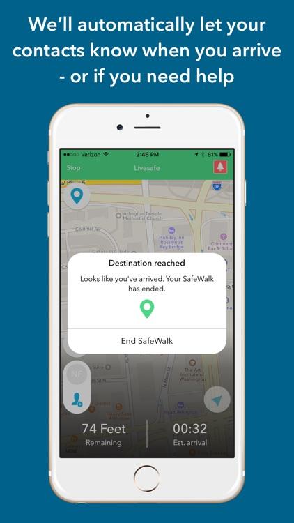 LiveSafe screenshot-4