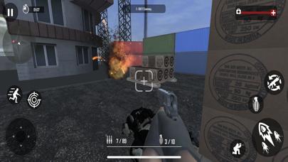 Swat Shooter Counter Warrior screenshot 2