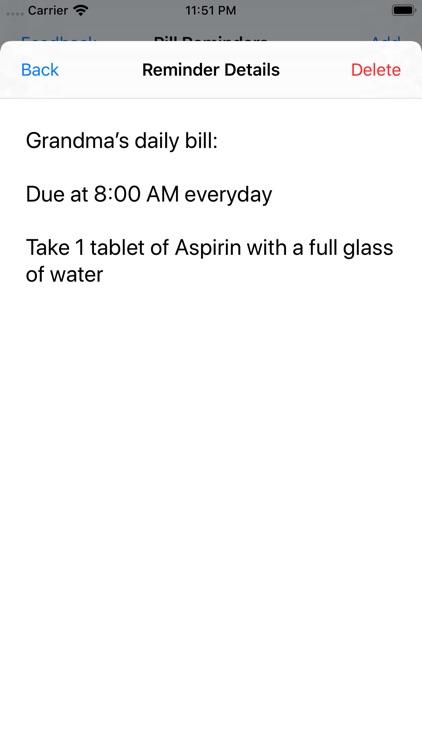 My Pill Time Reminder screenshot-5
