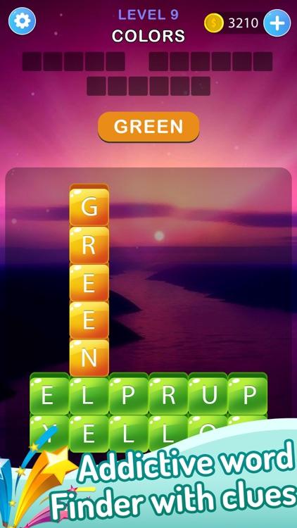 Word Slide: New Crossword Game