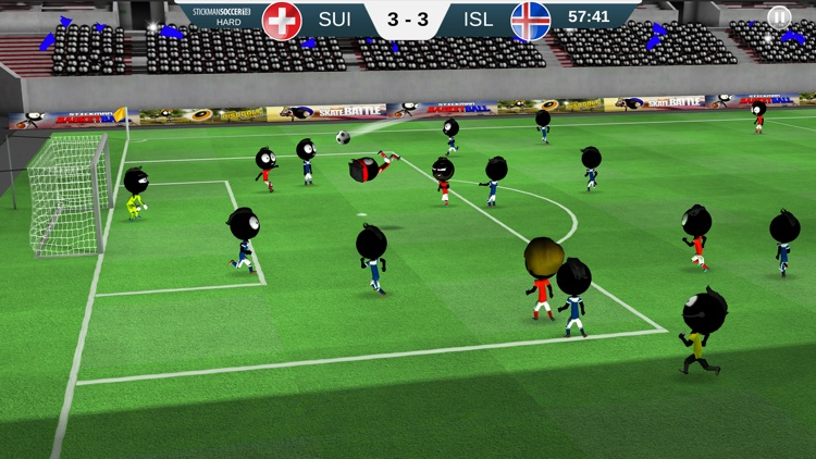 Stickman Soccer 2018 screenshot-5