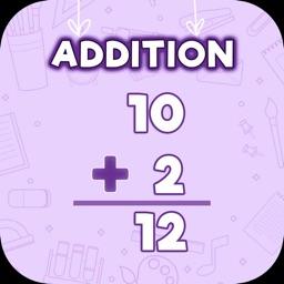 Basic Addition Math Quiz Games