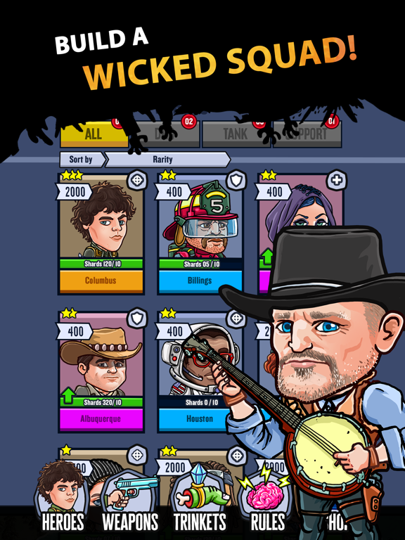 iPad Image of Zombieland: Double Tapper