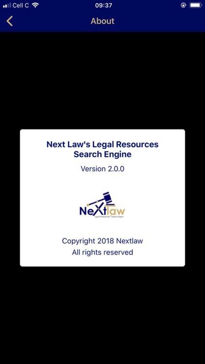 NextLaw Legal Resource screenshot-4